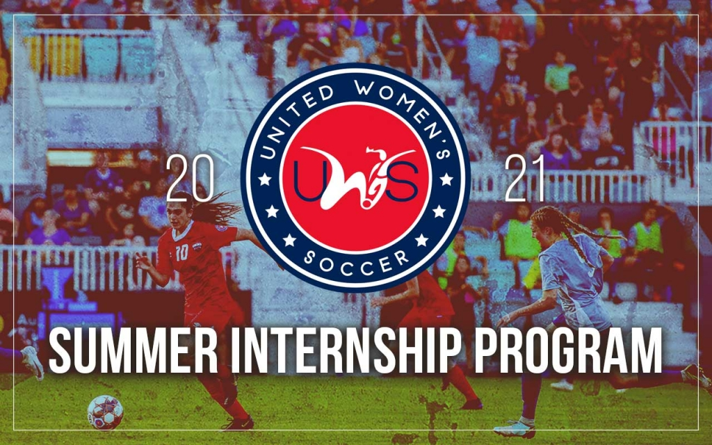 United Women's Soccer UWS national pro-am league UWS2 League Two Internship Program Summer 2021