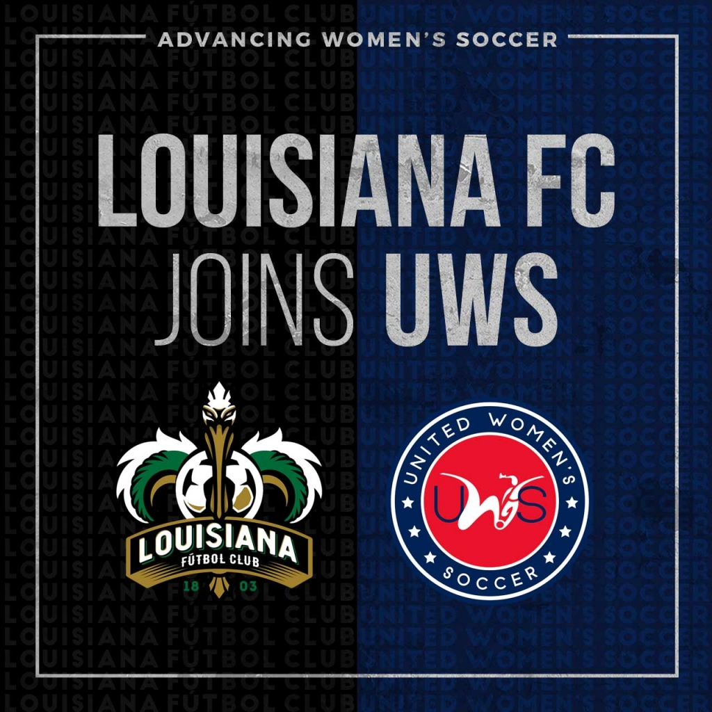 United Women's Soccer UWS national pro-am league Louisiana FC Columbia WNT Oriánica Velásquez