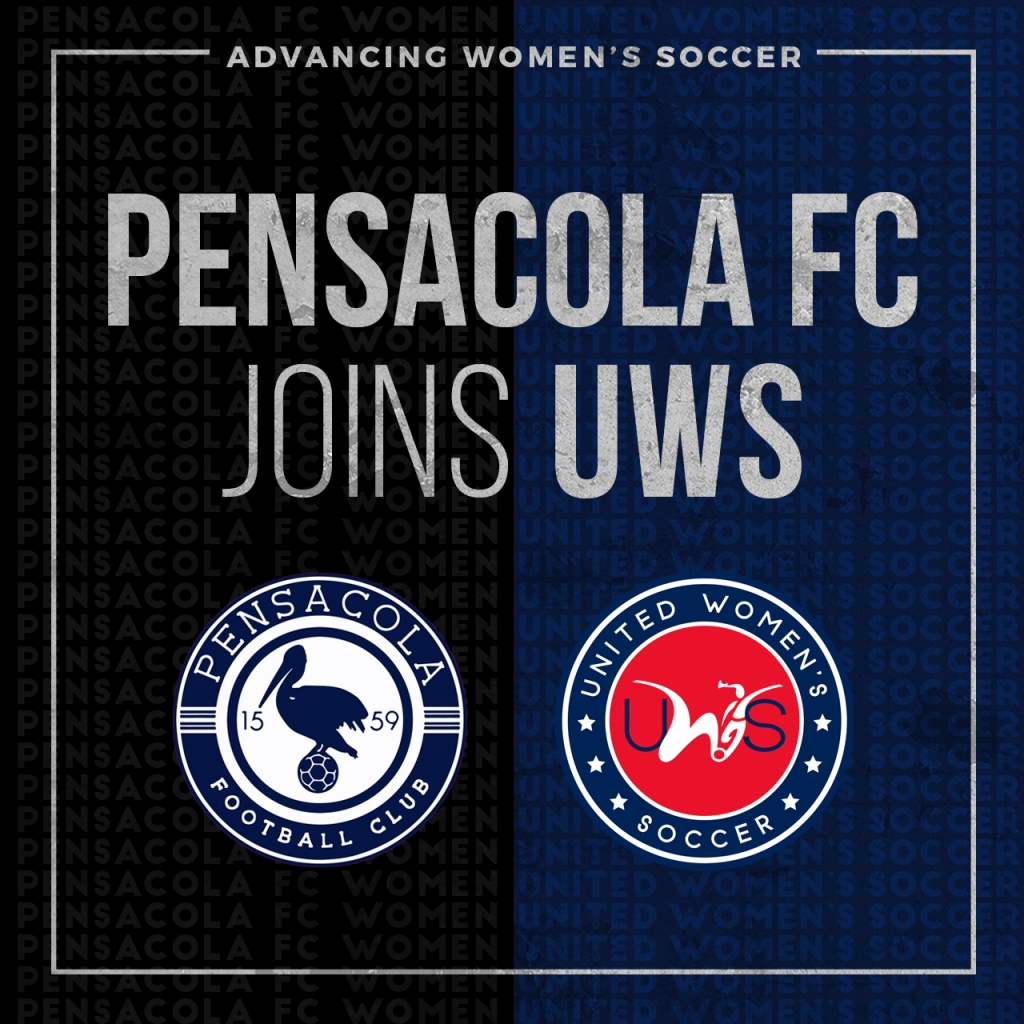 United Women's Soccer UWS national pro-am league Pensacola FC national champions