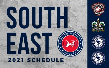 2021 UWS Southeast Conference Schedule