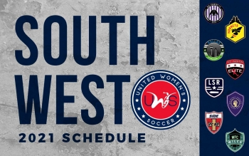 2021 UWS Southwest Conference Schedule