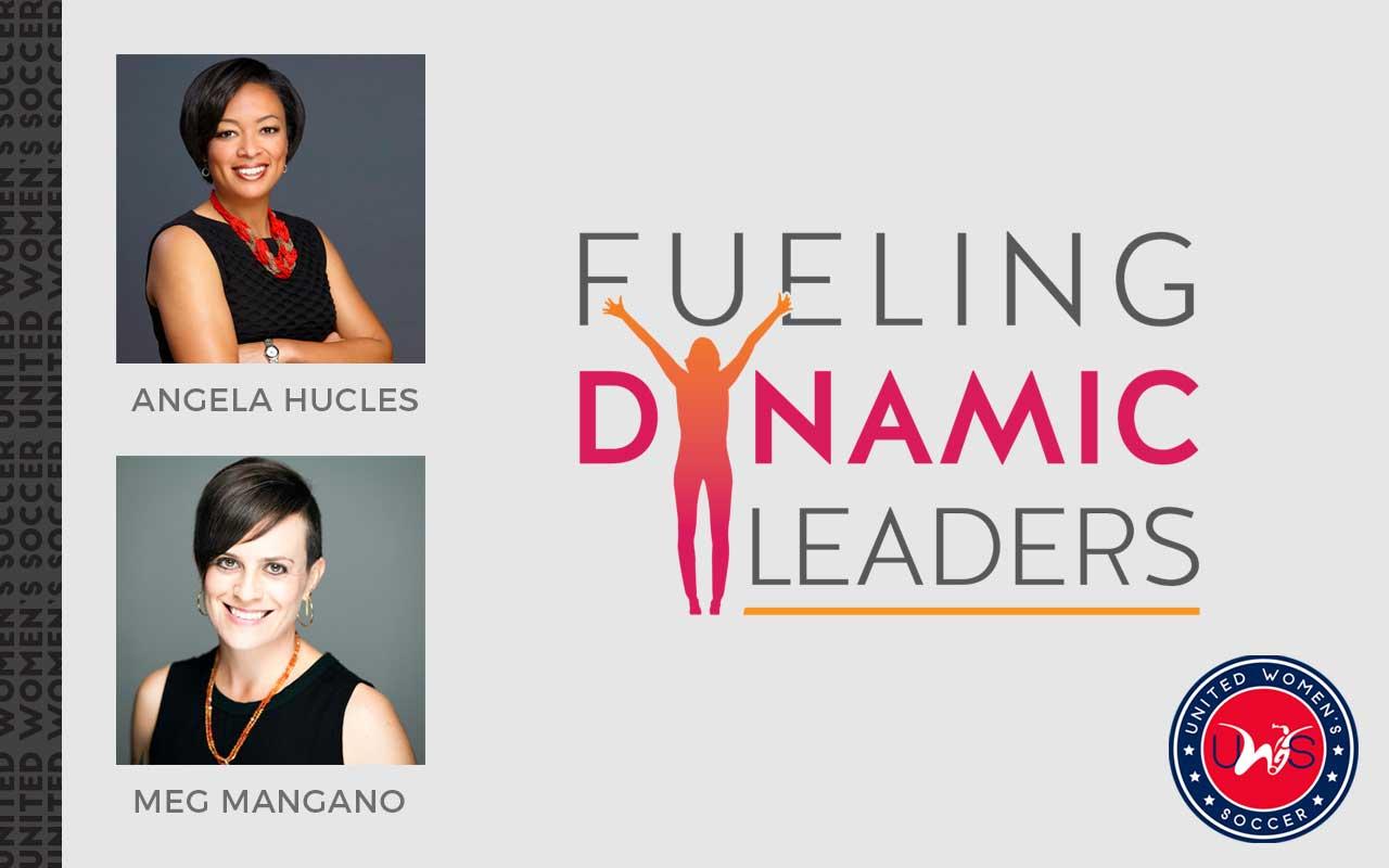 Fueling Dynamic Leaders & UWS Partnership - United Women's Soccer