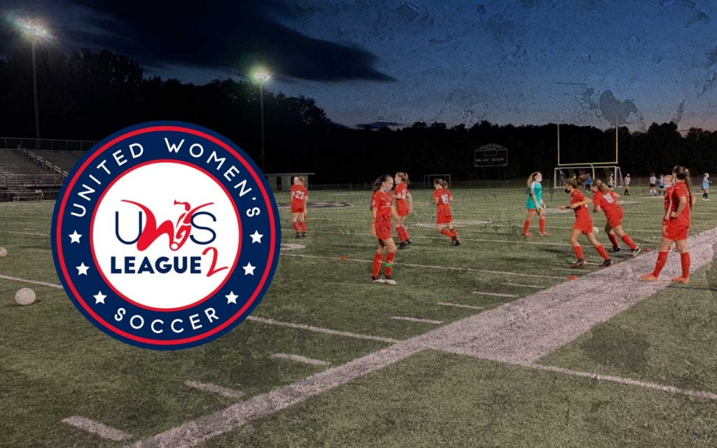 United Women's Soccer UWS League Two UWS2 Spirit of Liverpool SLUSA soccer Virginia FC