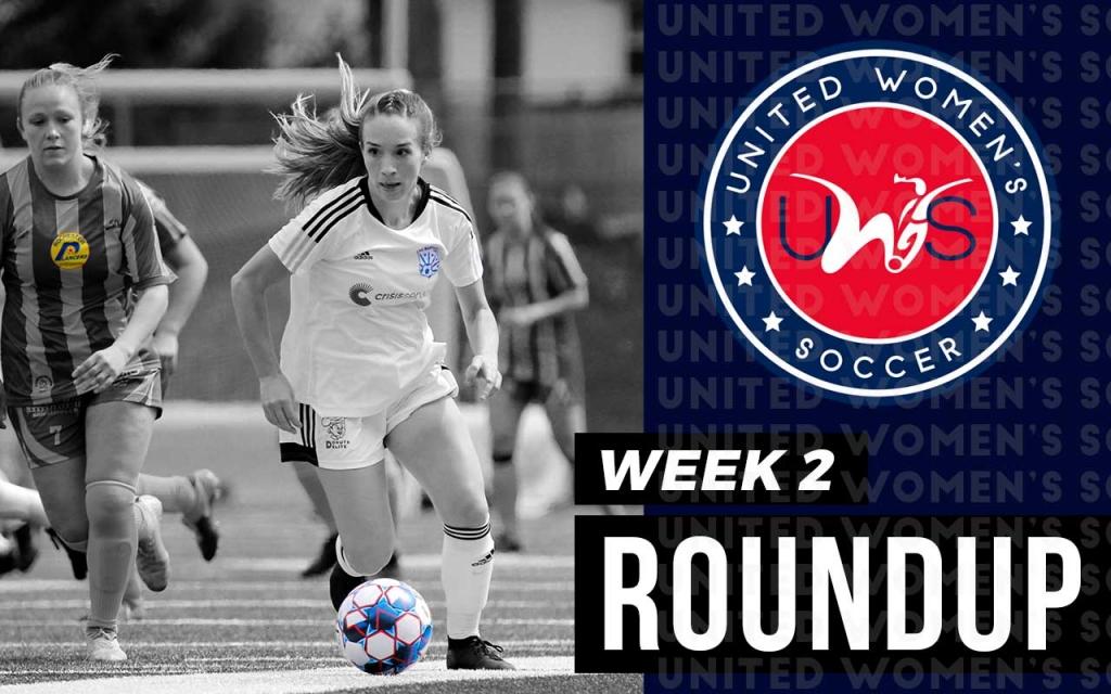 United Women's Soccer UWS national pro-am league FC Buffalo Rochester Lancers