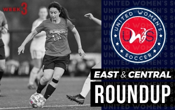 UWS Week Three Roundup: East and Central