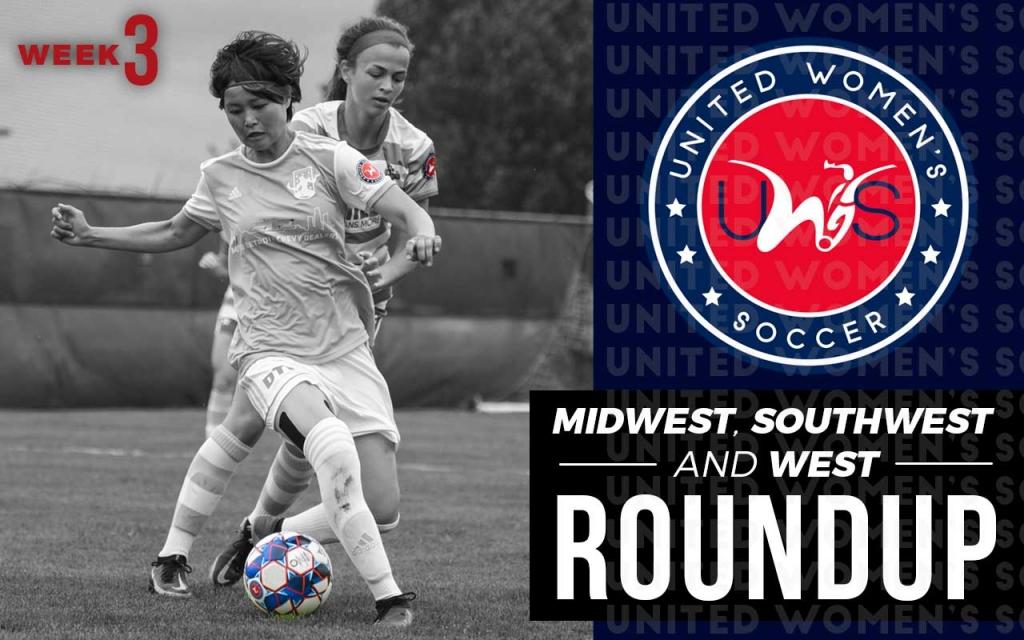 United Women's Soccer UWS national pro-am league Detroit City FC DCFC