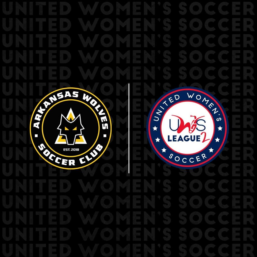 United Women's Soccer UWS national pro-am league UWS League Two UWS2 Arkansas Wolves Little Rock AR