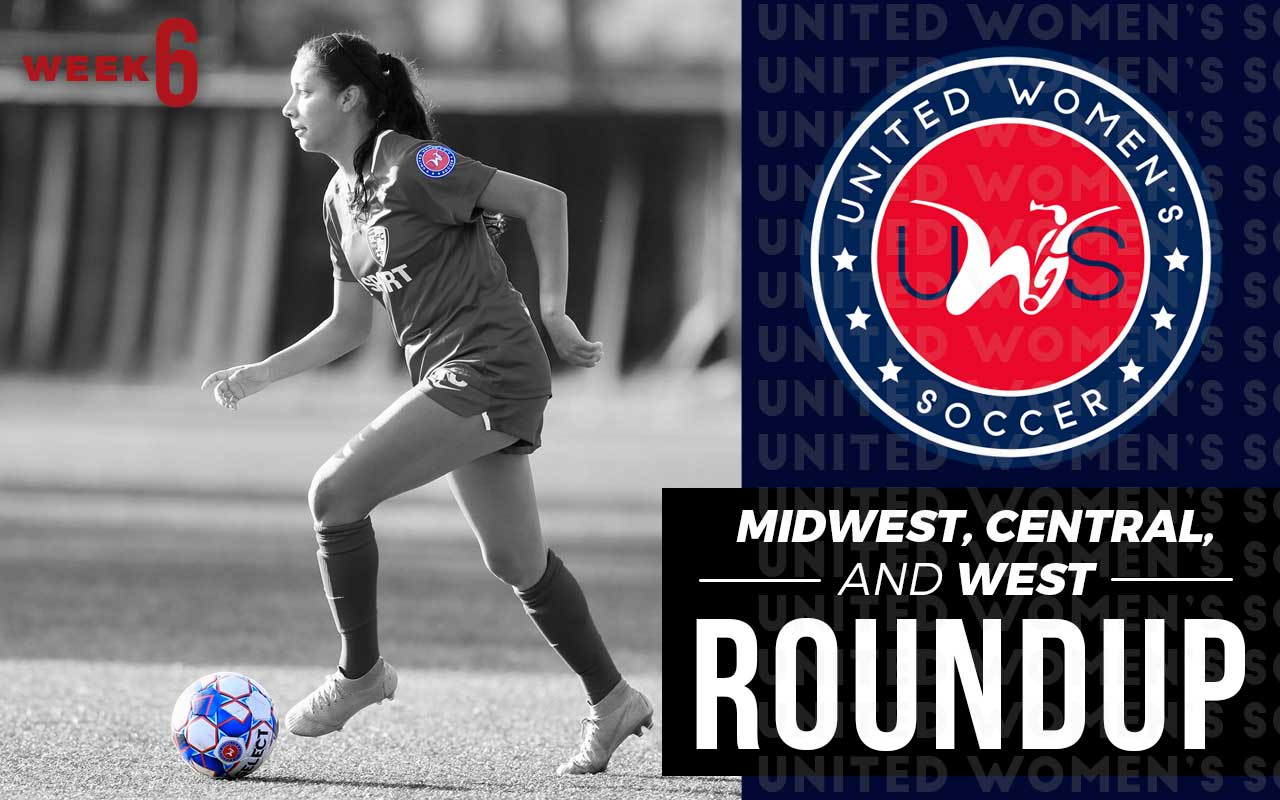 UWS Week Six Roundup: Midwest, Central and West