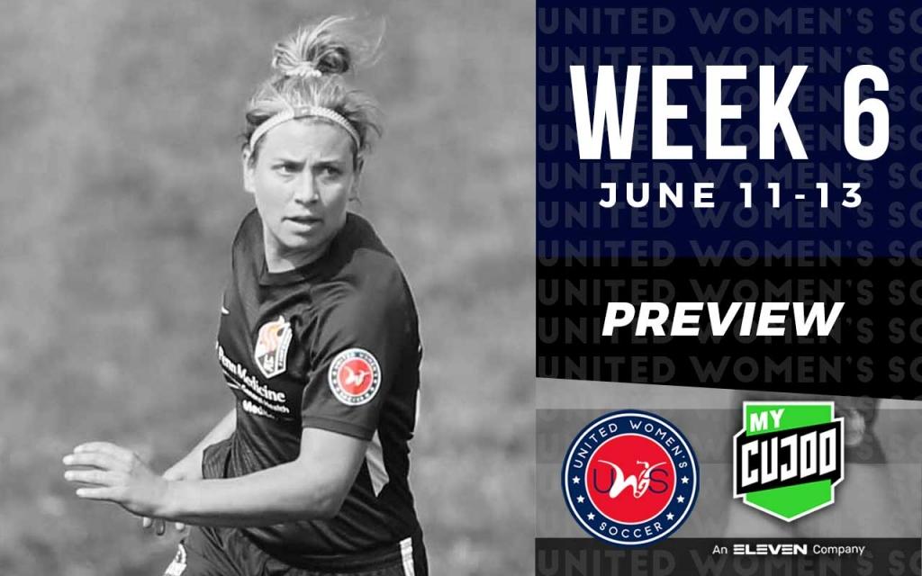 United Women's Soccer UWS national pro-am league Lancaster Inferno Week 6 Teresa Rynier Rook Lanc Pennsylvania soccer