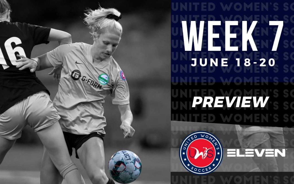 United Women's Soccer UWS national pro-am league week 7 preview scorpions soccer