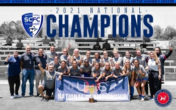 RECAP: SC Blue Heat wins 2021 UWS National Title