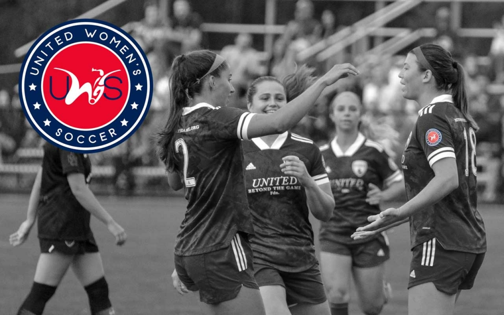 United Women's Soccer UWS national pro-am league 2021 UWS Playoffs Midwest United FC MUFC