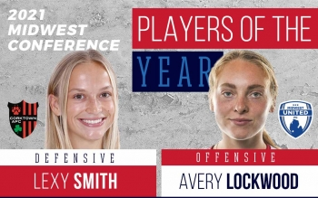2021 UWS All-Midwest Conference Awards