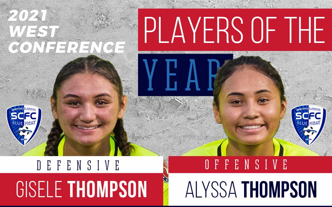 2021 UWS All-West Conference Awards