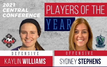 2021 UWS All-Central Conference Awards