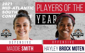 2021 UWS2 All-Mid-Atlantic South Conference Awards