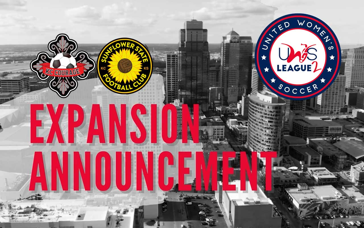 UWS League Two expansion in the Sunflower State