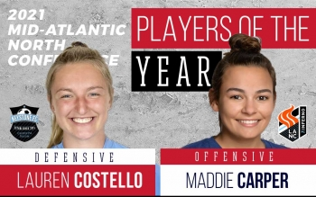 2021 UWS2 All-Mid-Atlantic North Conference Awards