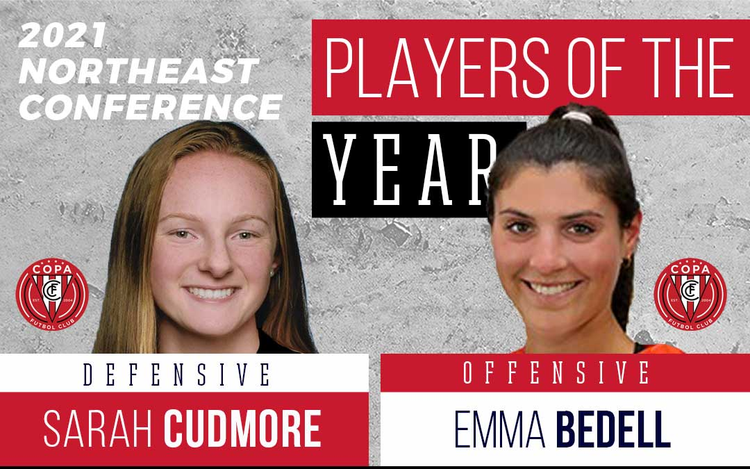 2021 UWS2 All-Northeast Conference Awards